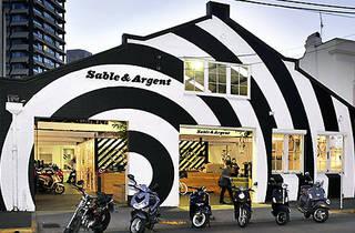 Sable & Argent