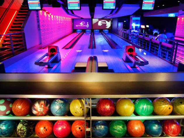 Strike Bowling Bar: Entertainment Quarter