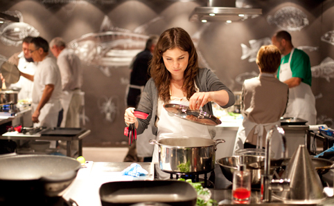 Learn to cook like a chef