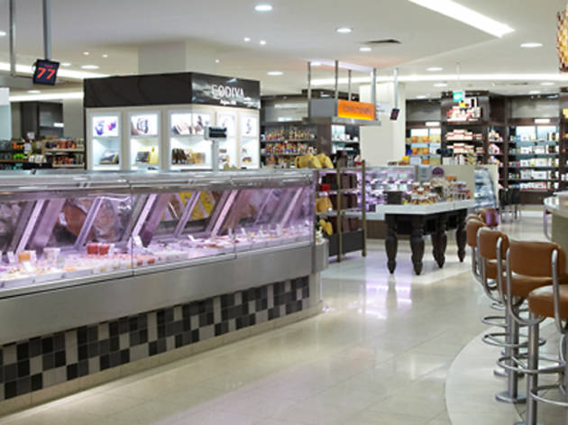 David Jones Food Hall - Market Street Store