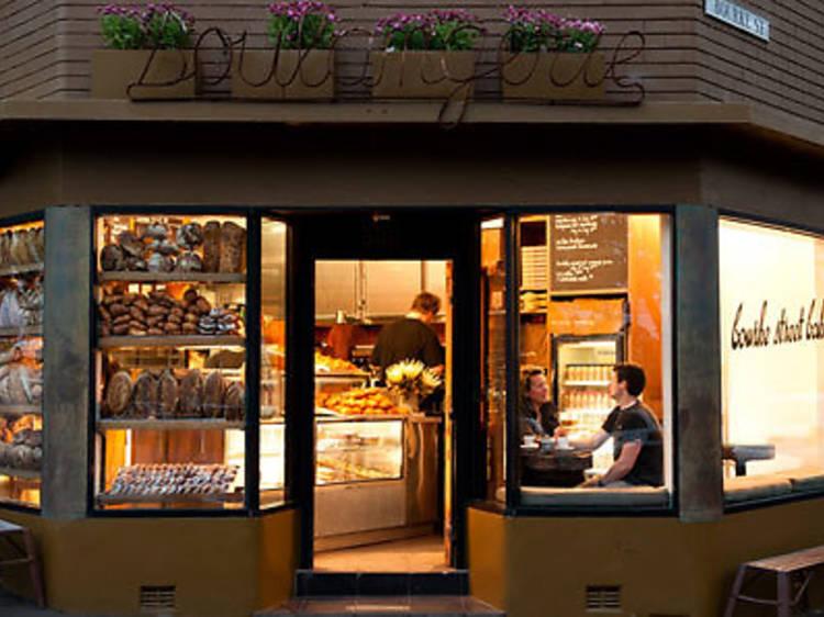 Ginger brûlée tart, Bourke Street Bakery