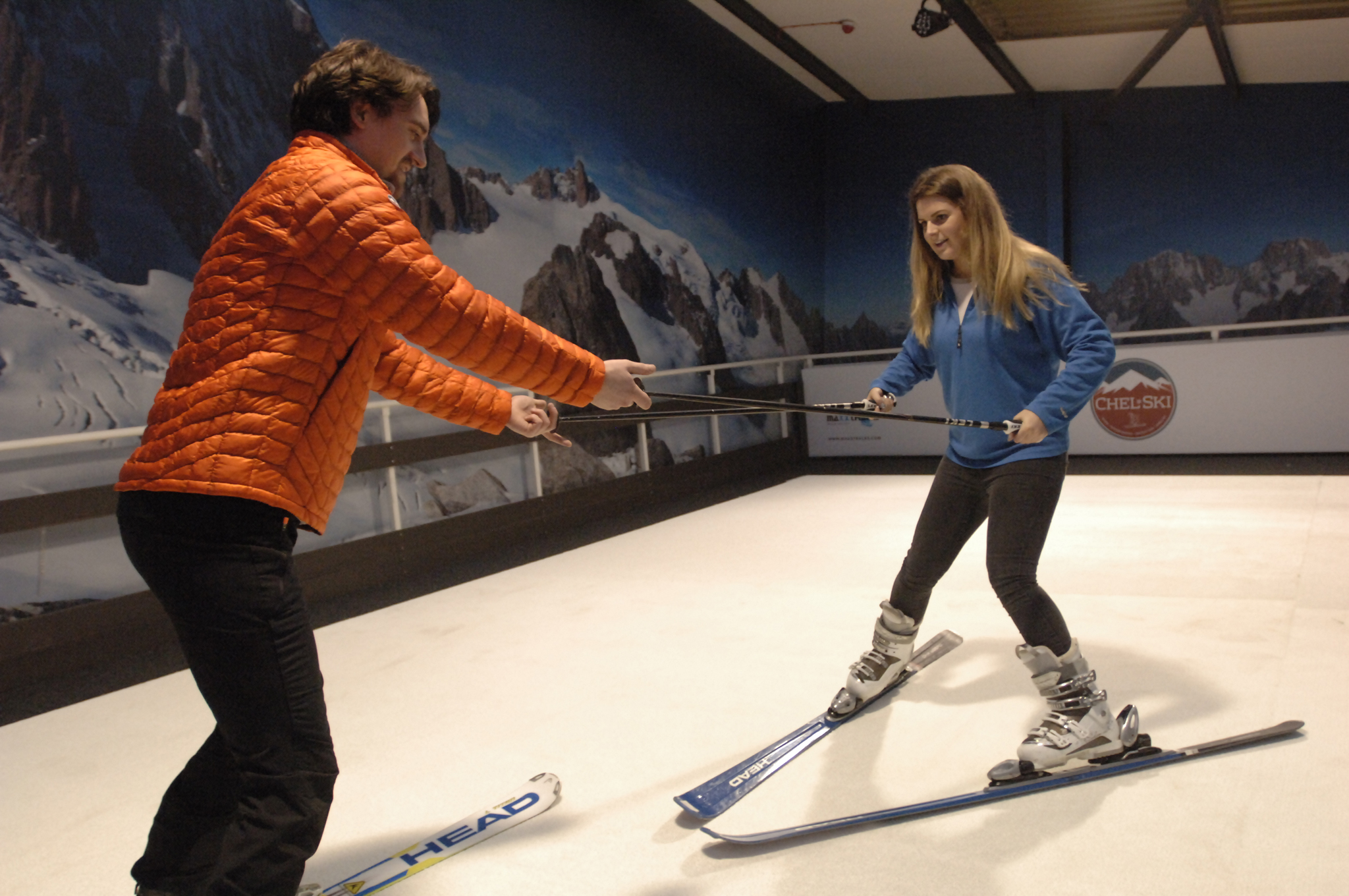 Learn to ski like a pro