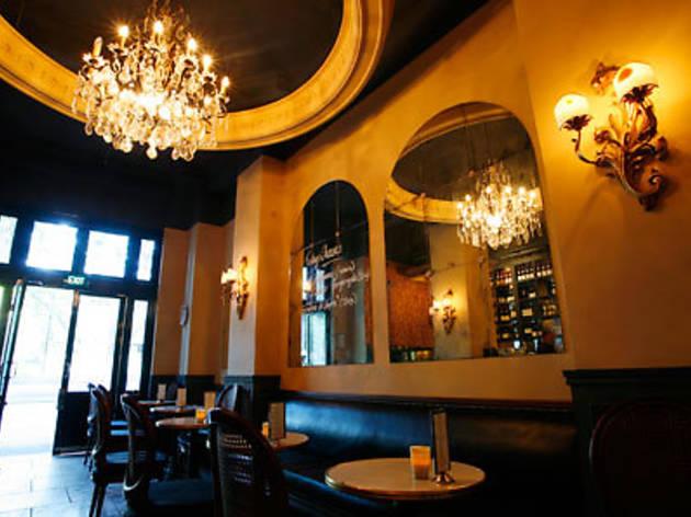 Bambini Trust Restaurant, Cafe & Wine Room