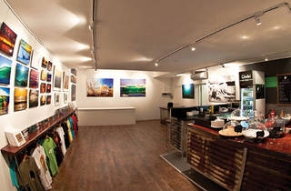Saltmotion Gallery and Cafe