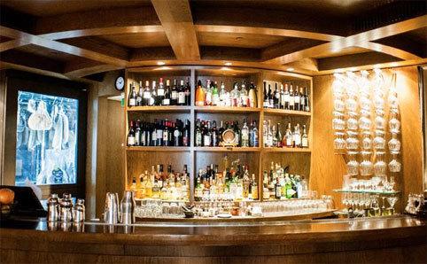Bacco Wine Bar and Pasticceria - QVB
