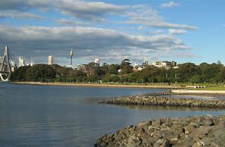 Bicentennial Park - Glebe
