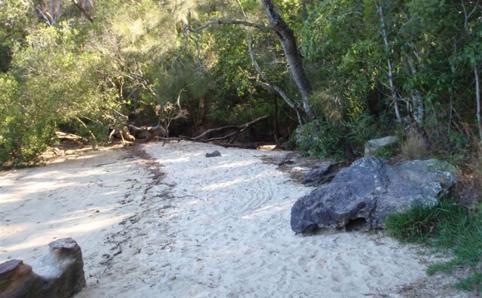 Flat Rock Beach