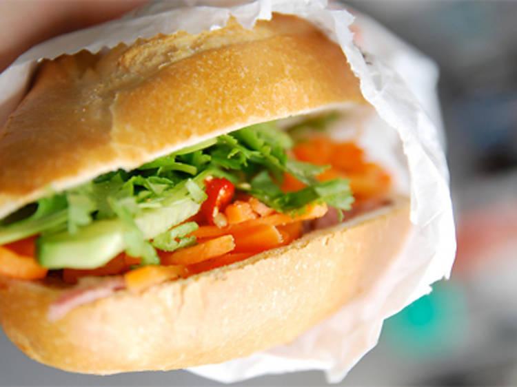 Bánh mì – Marrickville Pork Roll