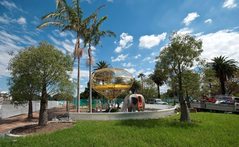 Prince Alfred Park Playground