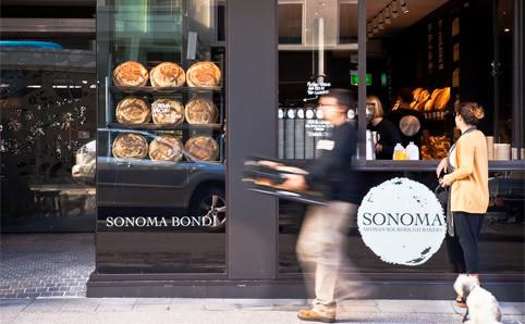 Sonoma Bakery Cafe - Bondi