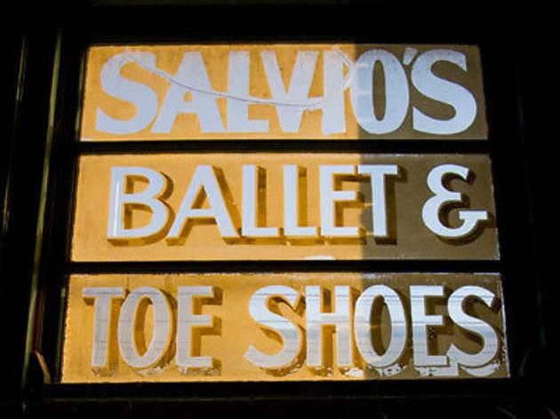 Salvio's Dancing Shoes