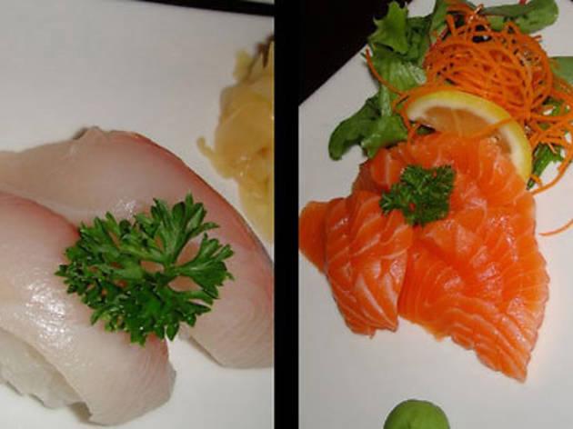 Den Sushi Dining