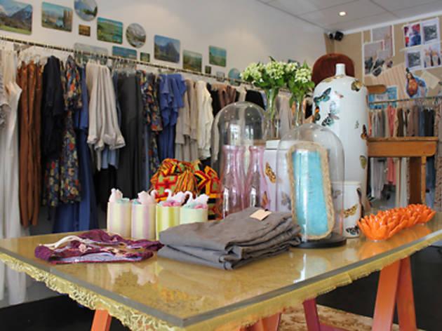 Fleur Wood pop-up shop