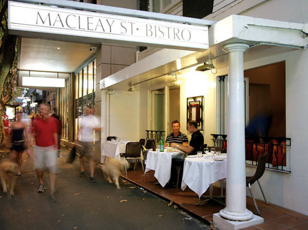 Macleay St Bistro