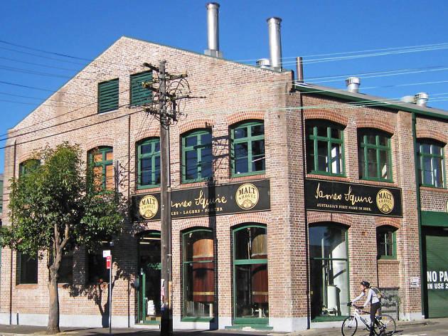 Malt Shovel Brewery | Bars in Camperdown, Sydney