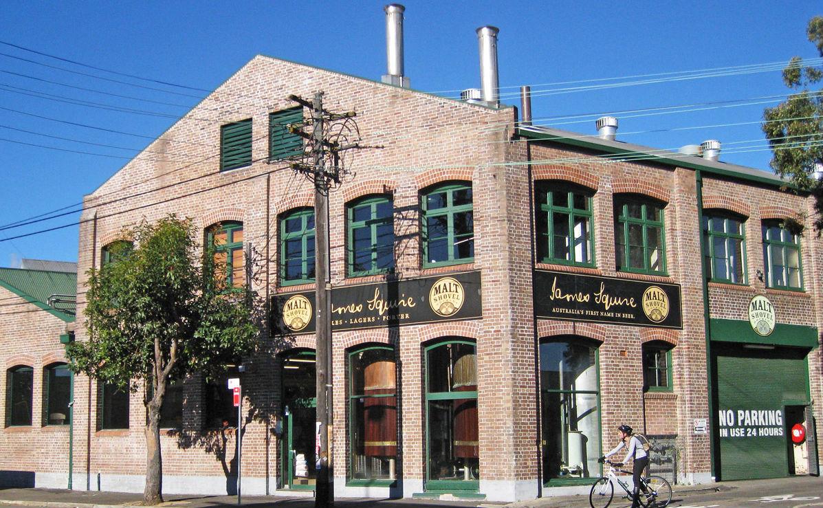 Malt Shovel Brewery