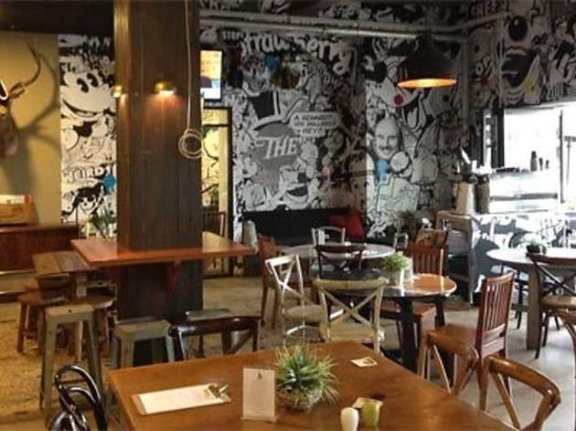 Tipple Bar and Bistro