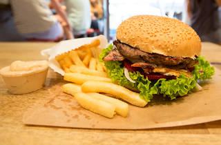 Ben Bry Burgers