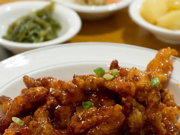 CeCi Korean Restaurant