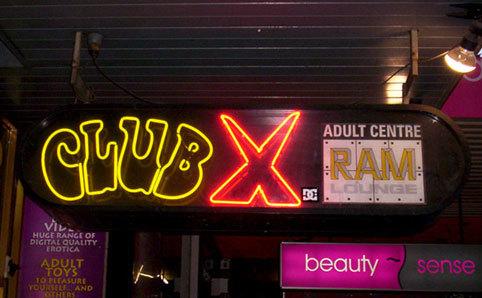 Club X - CBD