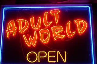 Adult World - CBD