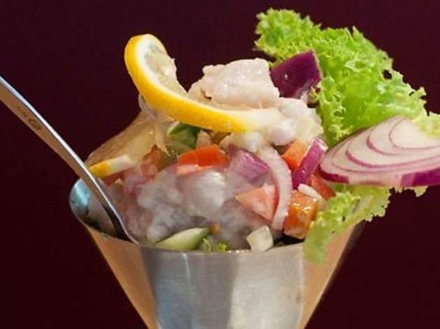 Akash Pacific Cuisine