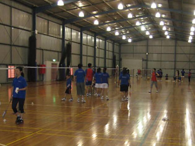 Australian Badminton Academy