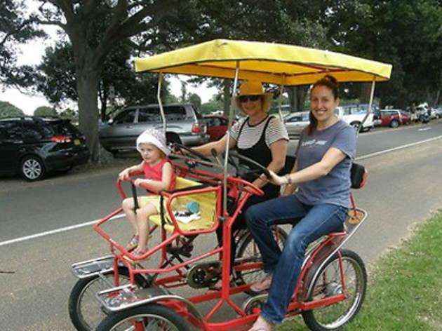 Centennial Park Cycles
