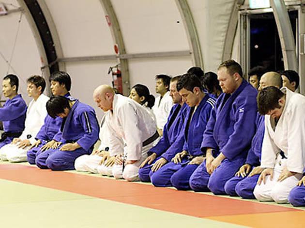 Zenbu Judo Club