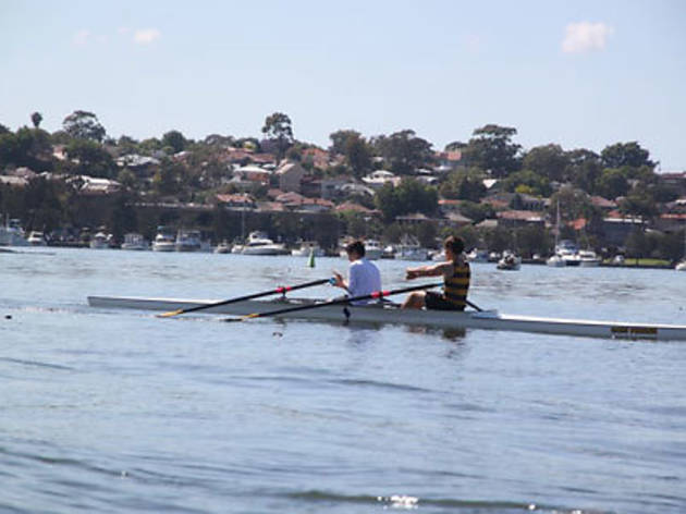 Balmain Rowing Club