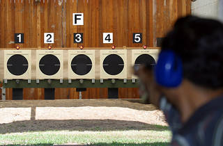 Sydney International Shooting Centre