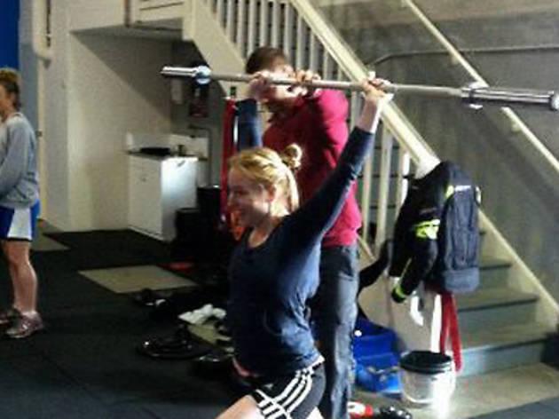 Triumph Weightlifting Club