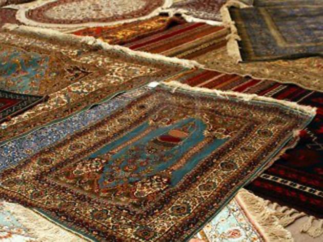 Revive Carpet Dyeing