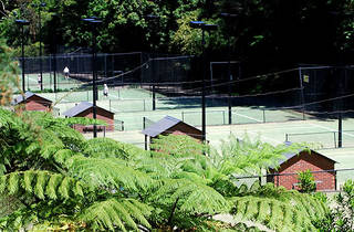 Cooper Park Tennis