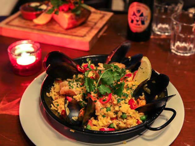 Bocados Spanish Kitchen