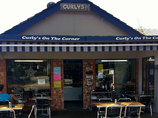 Curly's on the Corner