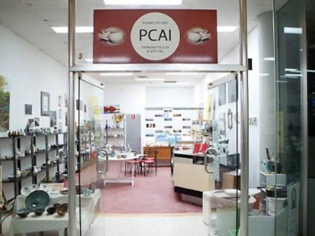Parramatta Clay and Arts Incorporated