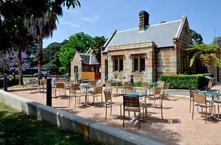 Gardener's Lodge Café