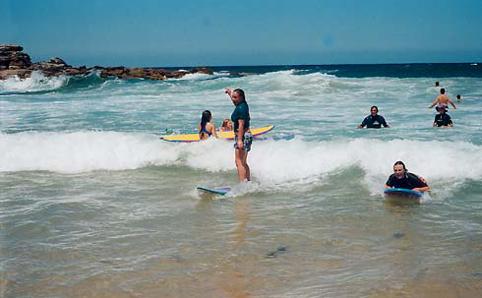 Sydney Safe Surf School