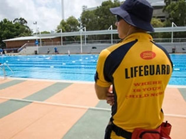 Parramatta War Memorial Swimming Pool
