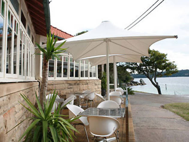 Nielsen Park Café