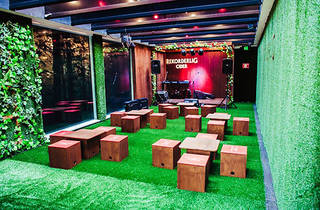 Rekorderlig Chill Out Lounge