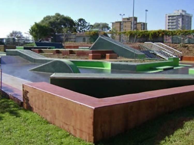 North Sydney Skate Plaza