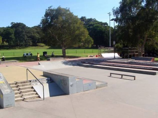 Waterloo Skatepark