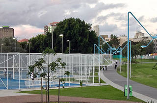 Prince Alfred Park Basketball Courts