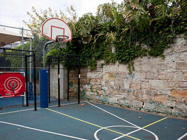 Maybanke Basketball Courts