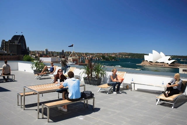 Sydney Harbour YHA
