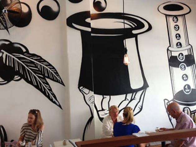 TopHat Coffee Merchants