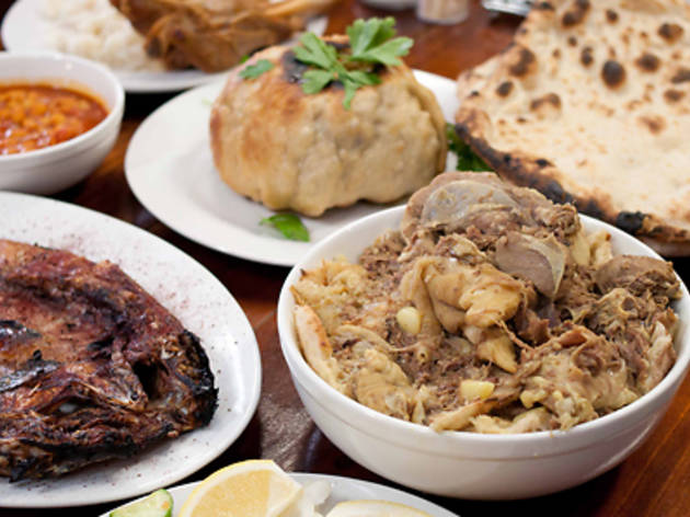 Kebab Abo Ali