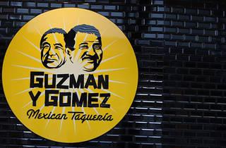 Guzman Y Gomez: World Square